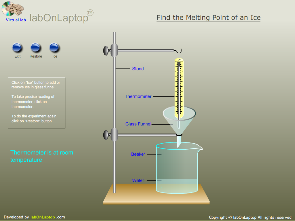 melting point Learn the scientific definition of melting point, as used in chemistry, plus get a synonym (also known as freezing point.