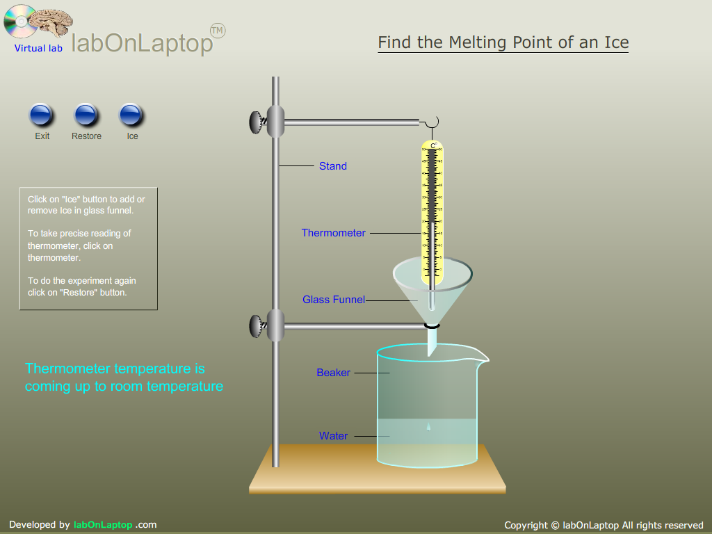 melting point lab essay