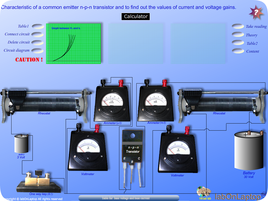 Characteristic Of Common Emitter N P Transistor And Find Value Npn Pin Diagram Get Free Image About Wiring Current Voltage Gain