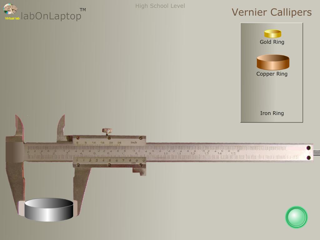 how to make vernier caliper